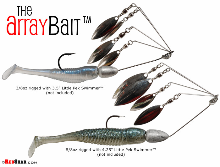 Side View ArrayBait�