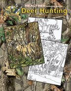 The Realtree Deer Hunting Activity and Coloring Book