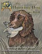 The Outdoor Youth Adventures Hunting Dog Coloring Book