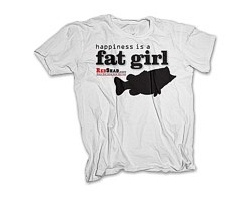 RedShad's Fat Girl T